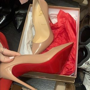 So Kate's Luis Vuitton helps size 7